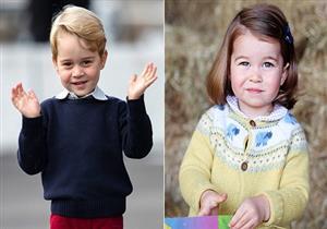 هذه هي القواعد الملكية لأزياء الأميرين جورج وشارلوت