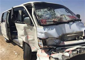 """""""الصحة"""": مصرع 4 مواطنين وإصابة 8 في حادث بالطريق الإقليمي الجديد"""