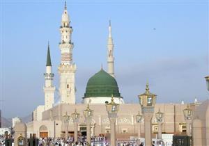 معالم من المسجد النبوي: (1) أبواب الحرم القديمة