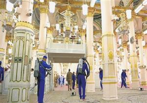 معالم من المسجد النبوي: (2) الروضة الشريفة