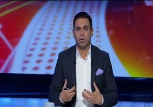 """كريم حسن شحاتة: """"عايدة رياض خالتي وهي اللي مربياني"""" - فيديو"""