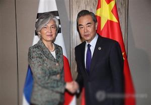 الصين تحث كوريا الجنوبية على معالجة قضية منظومة الدفاع (ثاد)