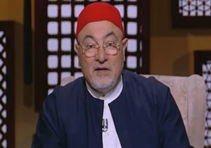 خالد الجندي: الحرامي الصغير هيتحشر في النار مع الحيتان -فيديو