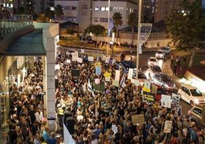 حول العالم في 24 ساعة: عشرات الآلاف في تل أبيب يحتجون على قانون الدولة اليهودية