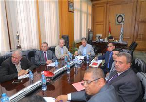 وزير النقل يتابع إجراءات الأمن والسلامة بالسكك الحديدية