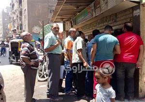 """""""سؤال وجواب"""".. """"مصراوي"""" يواجه مسؤولي التموين بأسئلة القراء عن """"المواليد الجدد"""""""