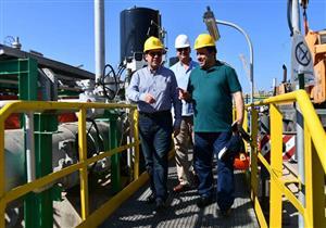 البترول: إنتاج حقل ظُهر سيرتفع إلى ملياري قدم مكعب يوميًا خلال سبتمبر