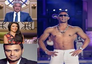 """بعد طرحه أغنية """"الملك"""".. مشاهير الفن والإعلام: محمد رمضان """"مغرور """""""
