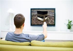 """علي جمعة: النظر إلى الكعبة عبر التلفزيون """"عبادة"""""""