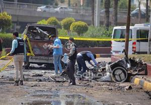 """شهود عيان يروون لـ """"مصراوي"""".. دقائق النار والدم في """"انفجار الدقي"""""""