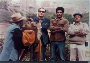 كواليس طريفة وراء صورة جمعت خان وشيمي وزكي
