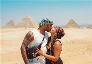 """التفاصيل الكاملة لرحلة المطربة الأمريكية """"إليشيا كيز"""" في مصر - صور"""