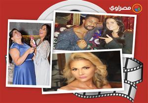 النشرة الفنية| يسرا تكشف سر غيابها عن حفل زفاف محمد إمام وأول صورة لشيري بعد أنباء انفصالها عن معز مسعود