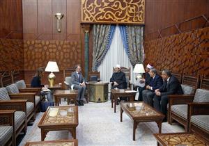 سفير أستراليا: الأزهر له دور كبير فى نشر الثقافة الإسلامية الصحيحة