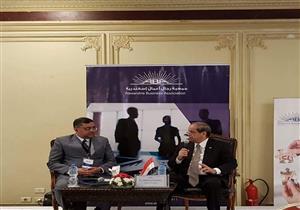 وفد تجاري هندي يصل إلى الإسكندرية لبحث التعاون مع جمعية رجال الأعمال
