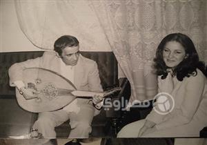 """خاص- في ذكرى رحيله.. """"مصراوي"""" ينشر كلمات """"أنا بعشقك"""" بخط يد بليغ حمدي"""