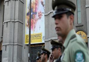 """الشرطة في تشيلي تفتش """"الأبرشيات"""" بحثا عن أدلة بتحرش جنسي"""