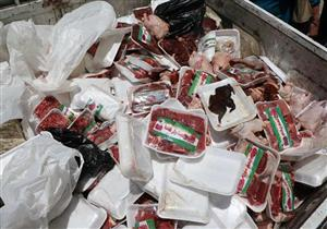 غلق 12 منشأة غذائية وإعدام 365 كيلو مواد فاسدة بالشرقية