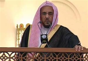 خطيب المسجد النبوي: واجب المسلم في حياته مراعاة قلبه لرقابة الله