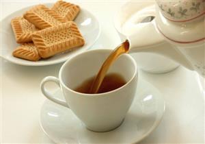 طريقة بسيطة لعمل بسكويت الشاي في المنزل