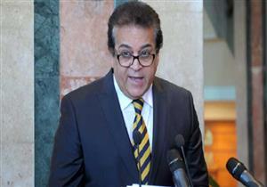 وزير التعليم العالي يشهد توقيع مذكرة تفاهم بين جهاز تنمية المشروعات وعدد من الجامعات المصرية