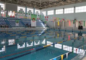 رويدا هشام تتوج بذهبية سباق 200 متر فراشة في بطولة إفريقيا للسباحة بالجزائر