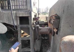 رئيس هيئة السكة الحديد يشكل لجنة لبحث أسباب حادث قطار شبين الكوم