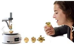 """منها """"أطعمة 3D"""".. إليك اختراعات ستجعل أفلام الخيال العلمي حقيقة"""