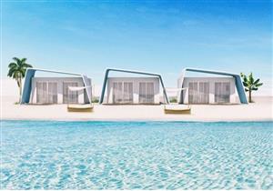 """مشروع """"فوكا باي"""" يفوز بجائزة أفضل منتجع في البحر المتوسط"""
