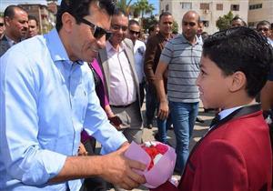 وزير الرياضة: القوات المسلحة في قلوب المصريين