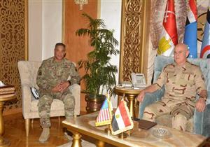 رئيس الأركان يلتقي قائد القوات البرية الأمريكية