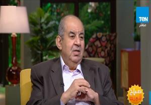 حفيد عبد الوارث عسر: جدي بدأ التمثيل في سن الـ23 وليس الـ40 - فيديو
