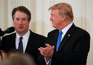 ترامب يجدد دعمه لمرشح المحكمة العليا كافانوه المتهم بالتحرش الجنسي