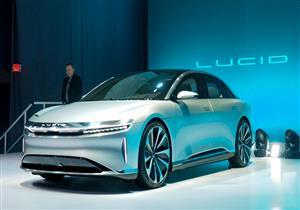 """السعودية تتعاقد مع """"لوسيد موتورز"""" لإنتاج أولى سياراتها الكهربائية"""