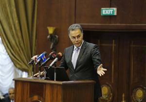 بالصور- وزير النقل: 2 مليار دولار حجم التبادل التجاري مع إيطاليا