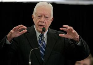 """كارتر: اتفاق السلام الناتج عن """"كامب ديفيد"""" مستمر"""