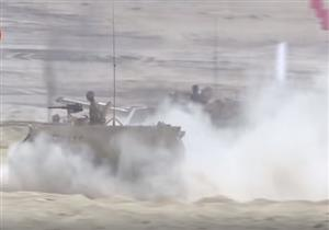 """المتحدث العسكري ينشر فيديو من تدريبات """"النجم الساطع 2018"""""""