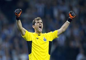 كاسياس يحقق رقمًا تاريخيًا في دوري أبطال أوروبا