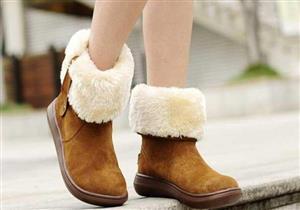 نصائح ذهبية للعناية بالأحذية الشتوية