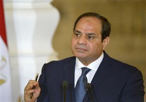 """السيسي يسأل كامل الوزير عن أخطاء طرق الإسكندرية: """"عملتوا إيه؟"""".. والأخير يرد"""