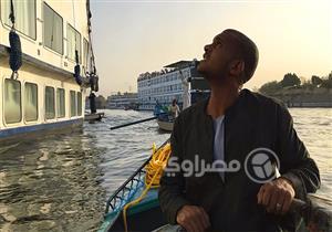 """صياد رزق.. صراع في النيل على """"لقمة العيش"""""""