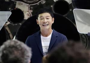 """رئيس شركة """"زوزو"""".. أول سائح في رحلة خاصة إلى القمر"""