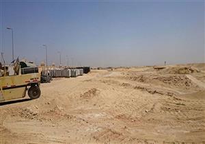 السويس للأسمنت تعتزم بيع قطعة أرض صناعية بالقرب من العاصمة الجديدة