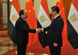 السيسي يوقع 7 اتفاقيات كبرى في الصين باستثمارات 18,3 مليار دولار