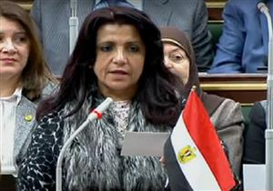 """برلمانية تنتقد تصريحات وزيرة الصحة: """"مينفعش نعلق فشلنا على قلة الضمير"""""""