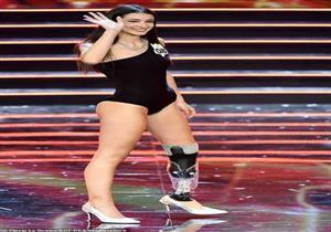 فتاة بساق واحدة تتأهل إلى نهائيات مسابقة ملكة جمال إيطاليا