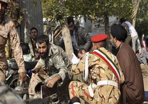 برلين تدين الهجوم على عرض عسكري في إيران