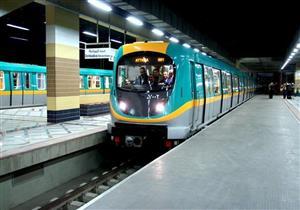 رئيس المترو: حركة القطارات منتظمة ونتابع 1529 رحلة يوميًا