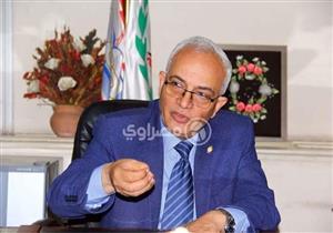 """""""هنمتحن على الورق وأولى ثانوي بلا ملاحق"""".. مصراوي يحاور رئيس قطاع التعليم"""
