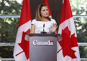 كندا تأمل انهاء خلافها مع السعودية في الأمم المتحدة